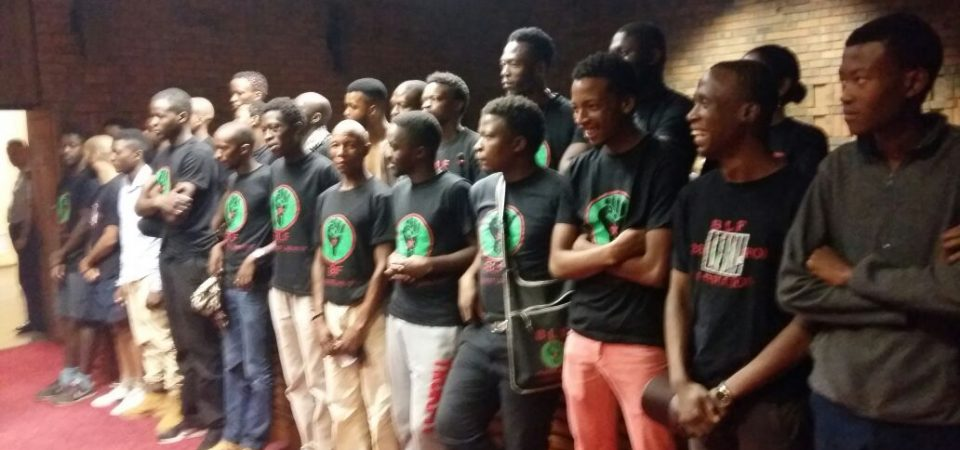 #BLF26 in Tshwane Magistrate's Court tomorrow for violating apartheid law
